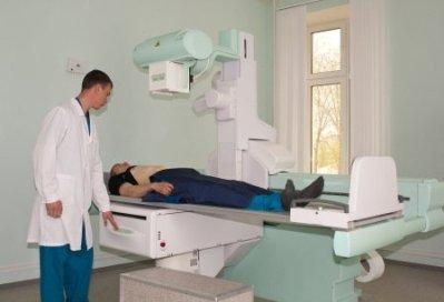Рентгеноскопия желудка по традиционной методике
