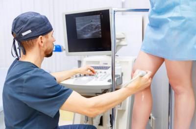 сканирование вен